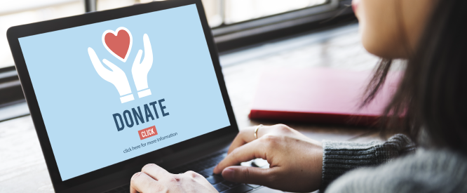 SmartGive Online Donation Forms that Automatically Pre-populate Donor Data