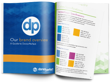 DonorPerfect Brand Guide