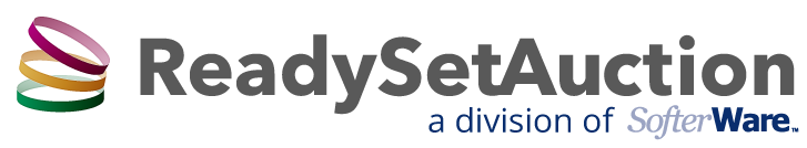 DonorPerfect and ReadySetAuction Logo