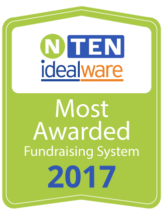 NTEN Award of Most Excellence