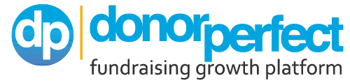 DonorPerfect Fundraising Growth Platform - Logo