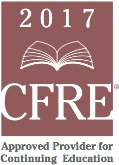 Nonprofit Fundraising Education - Certified Fund Raising Executive (CFRE) Logo