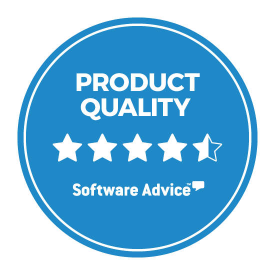 Software Advice review of DonorPerfect
