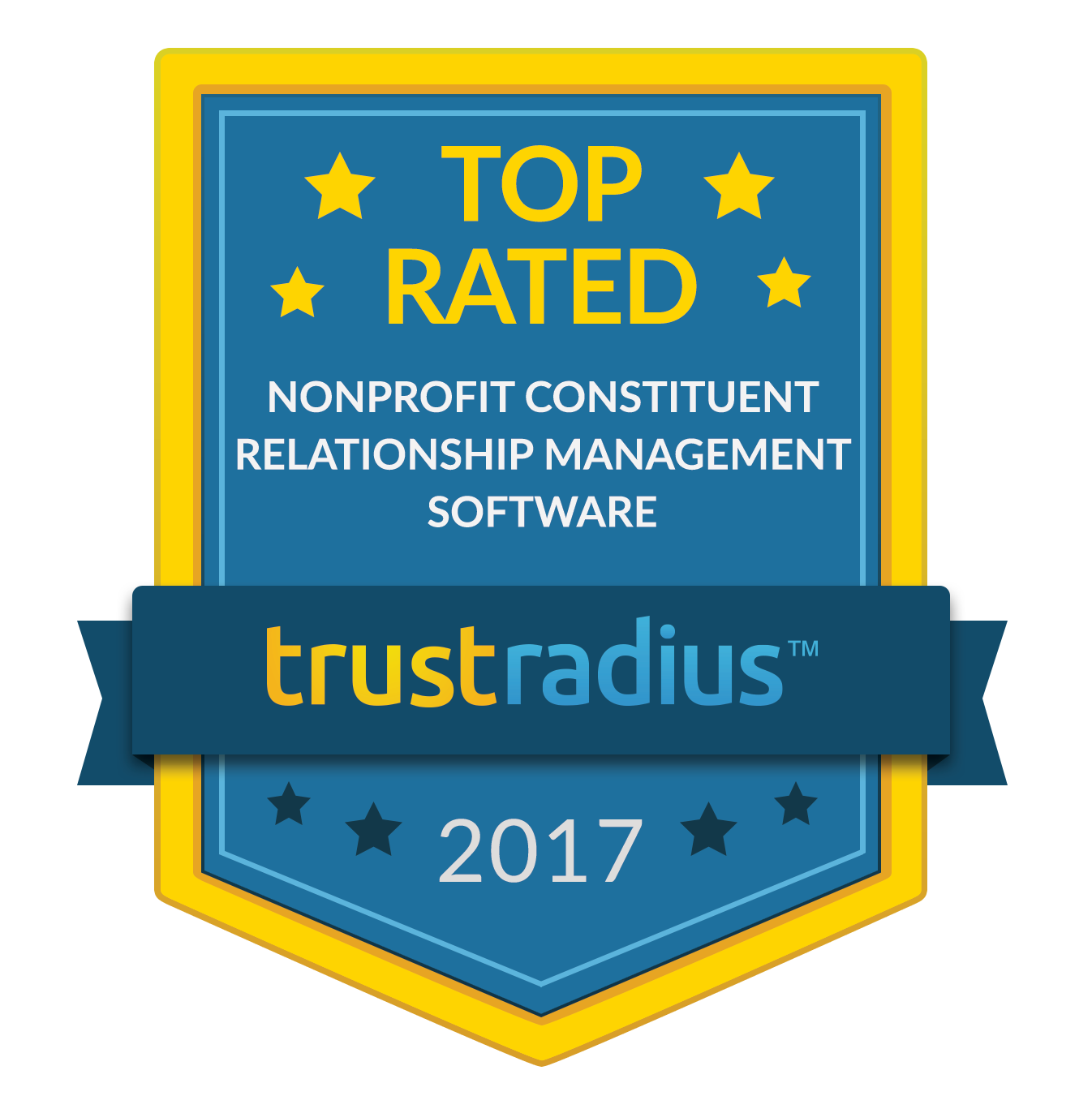 Trustradius review of DonorPerfect