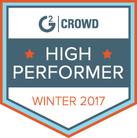 G2 Crowd review of DonorPerfect