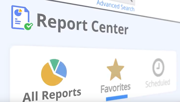 Fundraising Report Center Overview Video