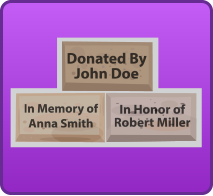 Fundraising Items for Nonprofits - Online Donation and Form Page Demonstration