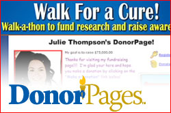 Social Fundraising Online - Donor Software & Features from DonorPerfect - Grow Fundraising with Online Fundraiser Tools