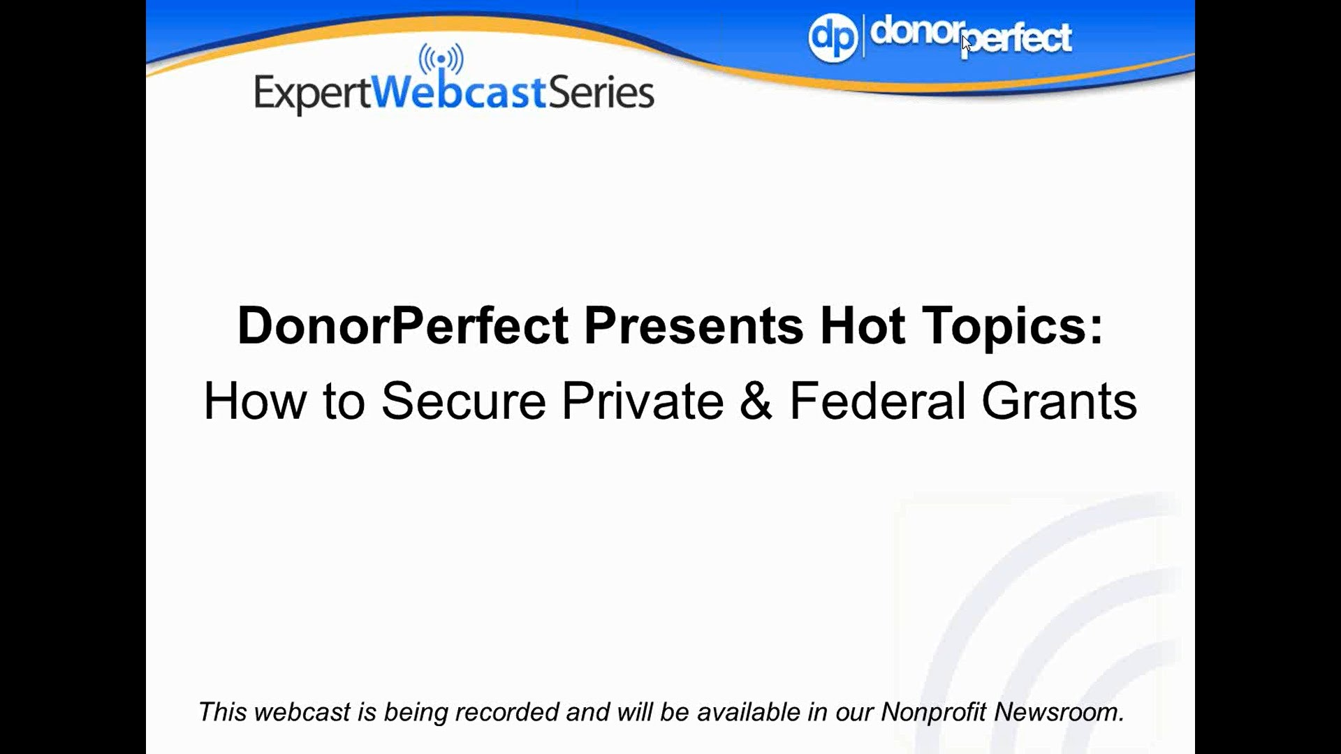 How to Get Private & Federal Grants for Nonprofits - Fundraising Tips & Expert Webinar