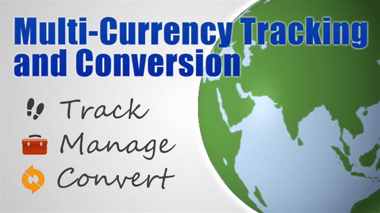Watch this Fundraising Currency Conversion Video