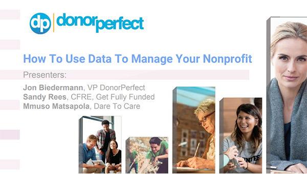 How to Use Data to Manage Your Nonprofit