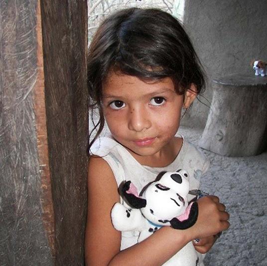 Child in the LHI Sponsorship Program