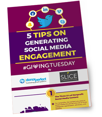5 Tips on Generating Social Media Eengagement Venngage Infographic