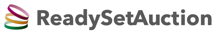 ReadySetAuction Logo