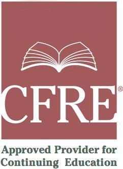Nonprofit Fundraising Education - Certified Fund Raising Executive (CFRE) Logo