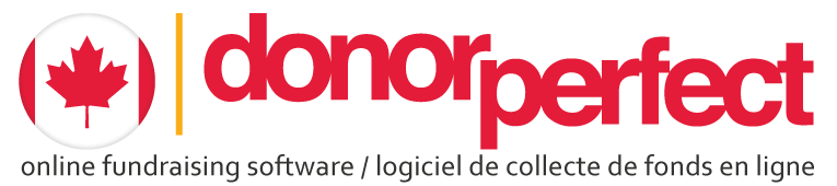 DonorPerfect Canda French Logo