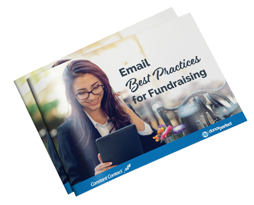 Email Best Practices for Fundraising E-Book