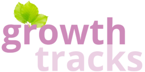 Online Fundraising Growth Tracks Logo