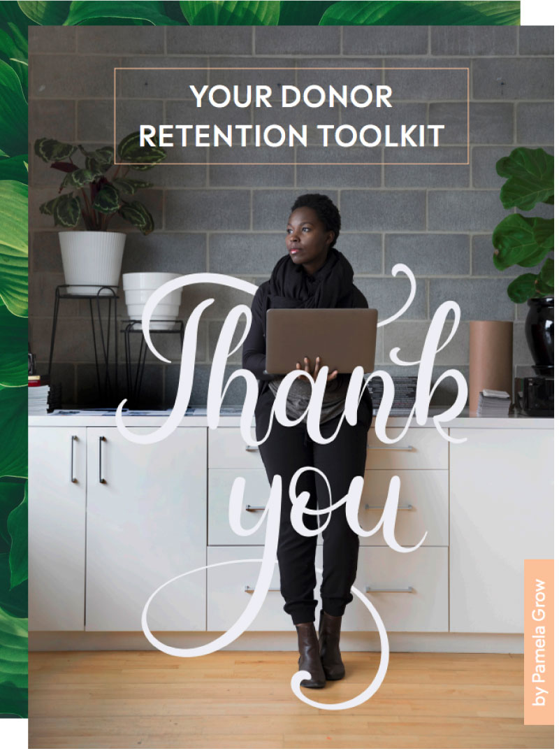 Donor Retention Toolkit