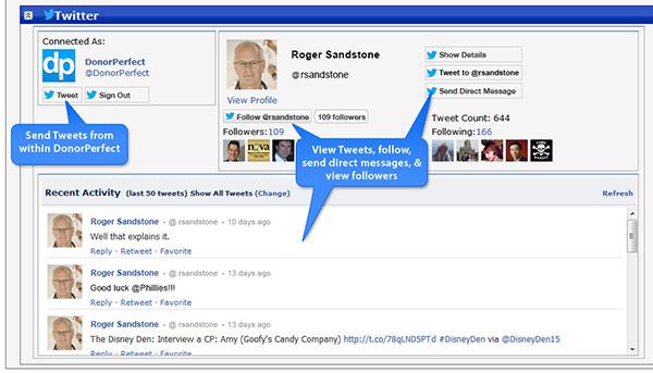 Nonprofit CRM with Social Media Integration
