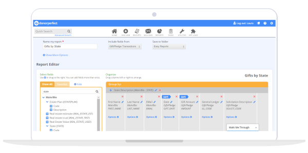 DonorPerfect Fundraising Software
