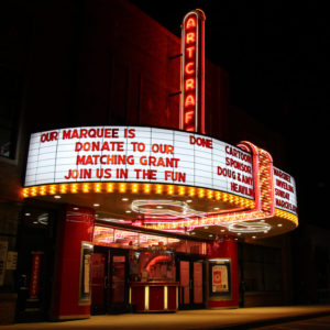 marquee theatre