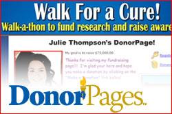 Fundraising Site