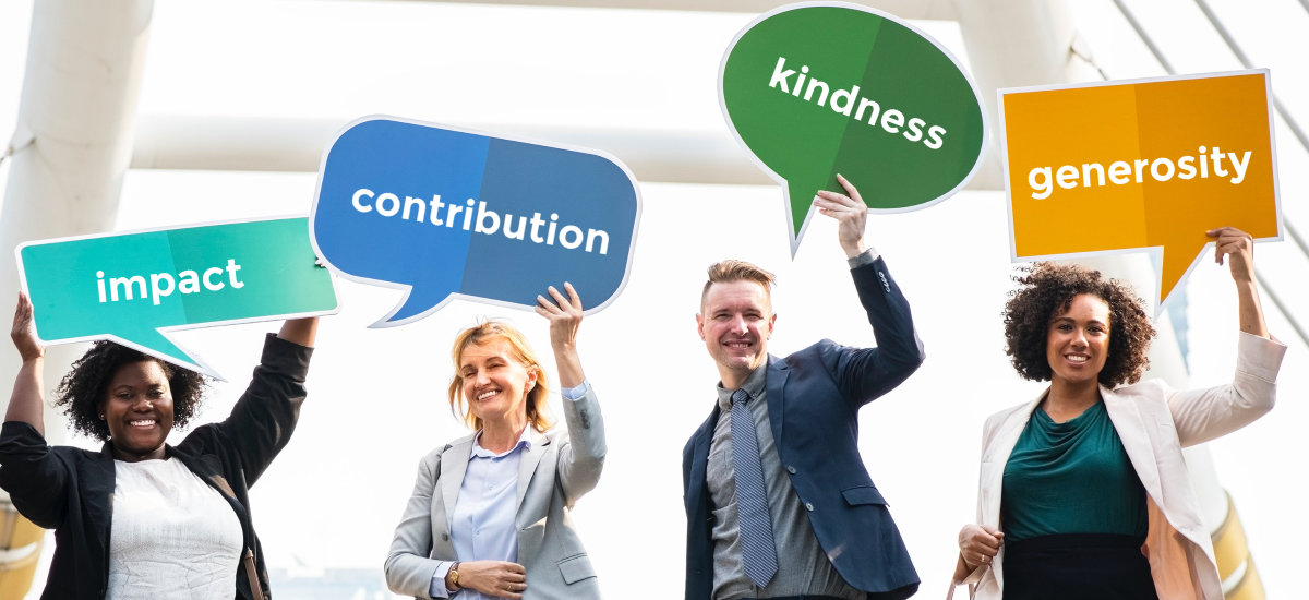 Personalize your year-end fundraising appeals and thank you letters with these 30 words to use other than Support.