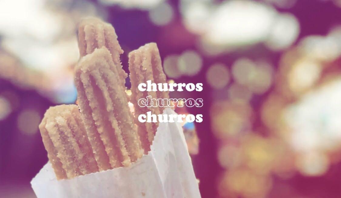 photo of churros