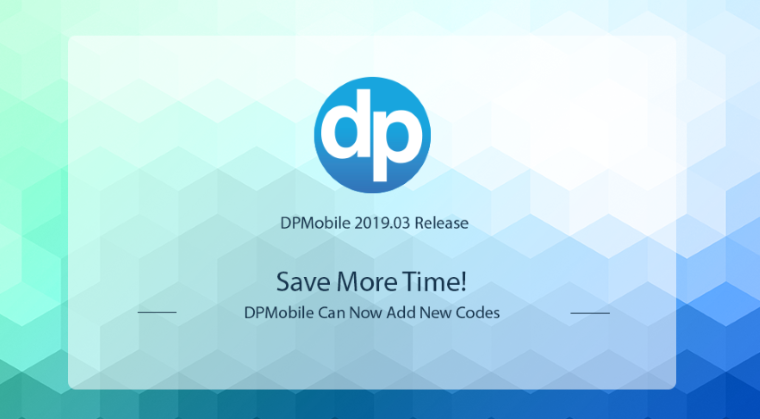 Stay on track and keep on top of donations using DPMobile. Our free mobile fundraising app from DonorPerfect now lets you add new codes on the fly.