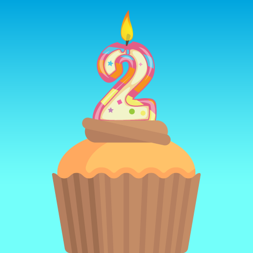 How Sweet it is! DP Community Turns Two This Month