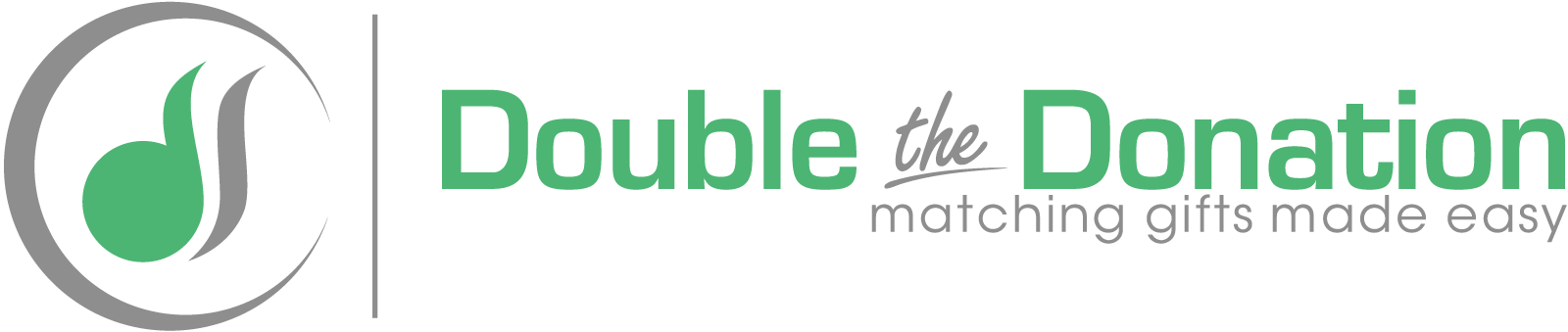 Double the Donation Matching Gift Search Tool Logo