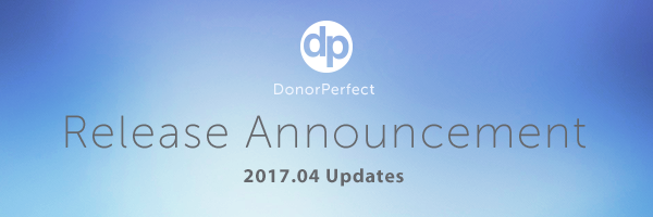 Using DonorPerfect you can include the original donor information for soft credits, matching gifts or notifications in your receipts and thank you letters.