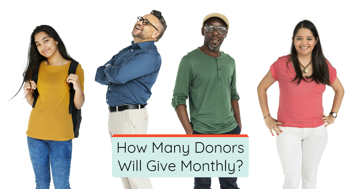 monthly donor program