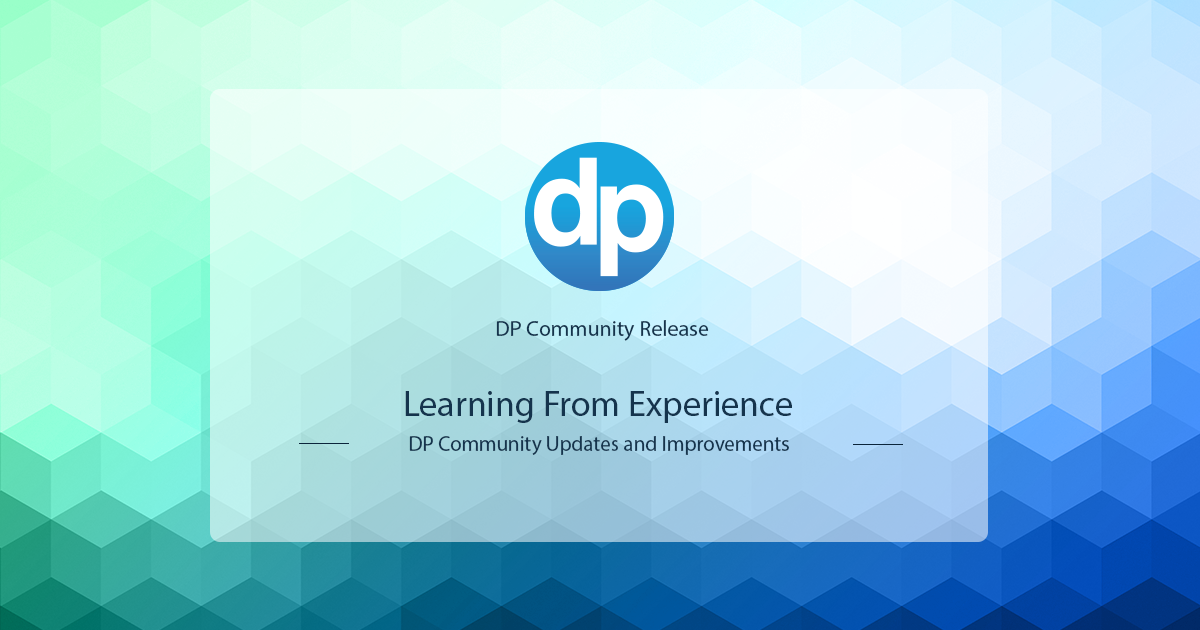 DP Community, DonorPerfect's online resource, helps organizations navigate through the tasks of running their nonprofit. See what's new in the next release!