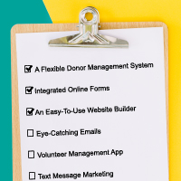 Your Fundraising Events Technology Checklist