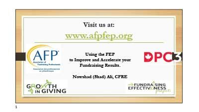 Afp Certificate Presentation