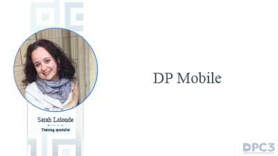 DPMobile Presentation