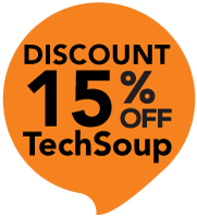 Discount on techsoup