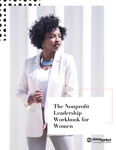 The Nonprofit Leadership Workbook for Women